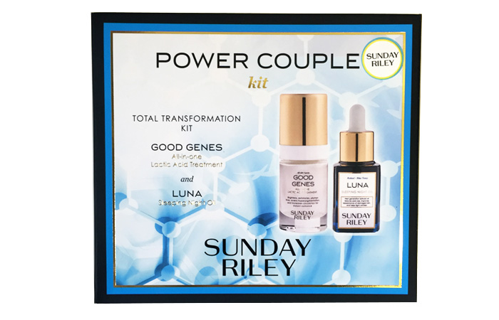 SHOULD YOU ADD SUNDAY RILEY GOOD GENES & LUNA SLEEPING OIL TO YOUR SKINCARE REGIME?