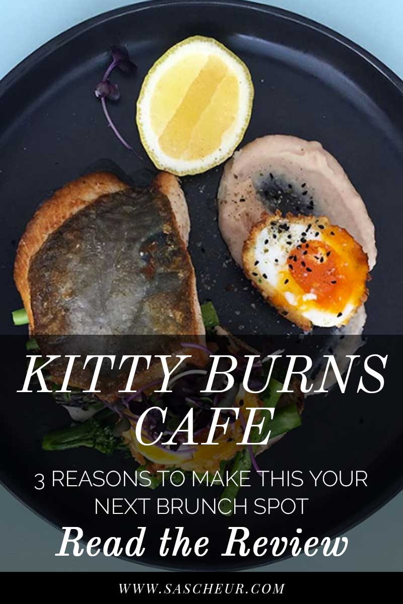 Should you eat at Kitty Burns cafe this weekend? Yes, you should - the cronuts are...