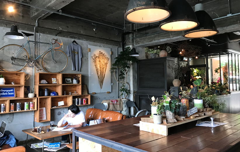 Brooklyn-Roasting-Company-Osaka-Kitahama-Japan-Interior