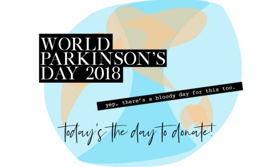 World Parkinson's Day 2018